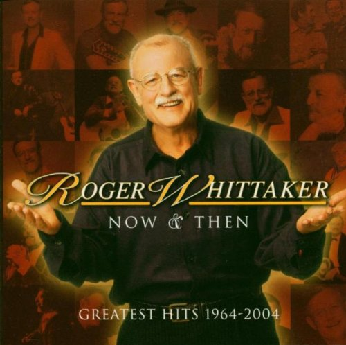 Roger Whittaker Mamy Blue cover art