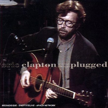 Eric Clapton Old Love (unplugged) cover art