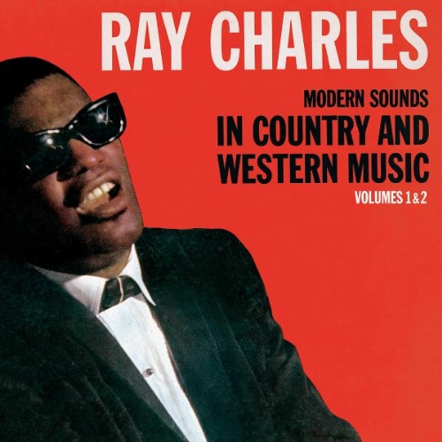Ray Charles I Can't Stop Loving You cover art