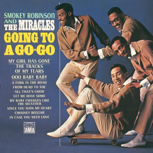 Smokey Robinson & The Miracles The Tracks Of My Tears cover art