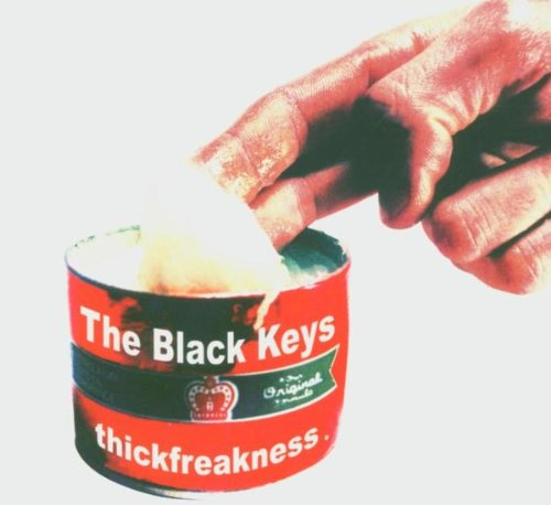 The Black Keys Thickfreakness cover art