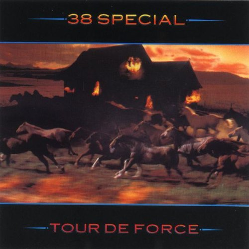 38 Special Back Where You Belong cover art