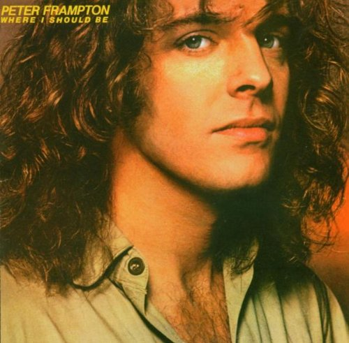 Peter Frampton I Can't Stand It No More cover art