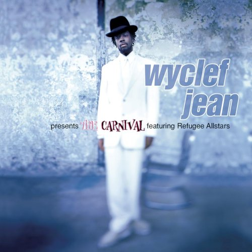 Wyclef Jean Gone 'Til November cover art