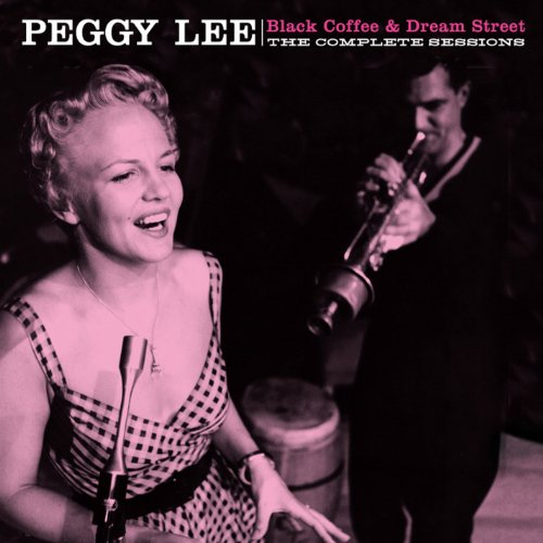 Peggy Lee Black Coffee cover art