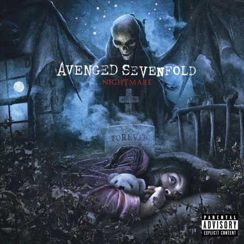 Avenged Sevenfold Danger Line cover art