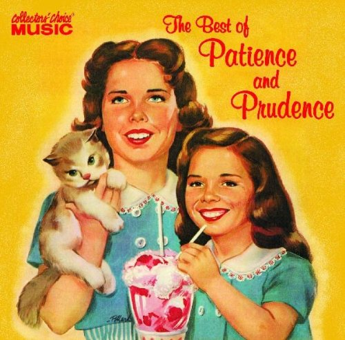 Patience & Prudence Tonight You Belong To Me cover art