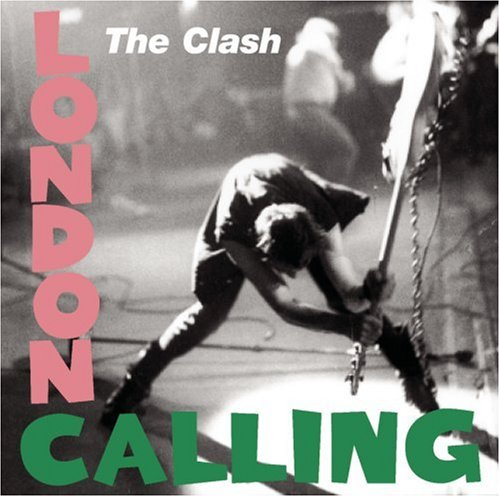 The Clash Lonesome Me cover art