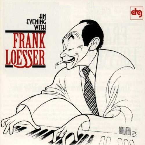 Frank Loesser I've Never Been In Love Before (from Guys And Dolls) cover art