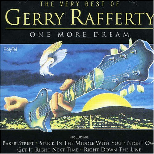 Gerry Rafferty Right Down The Line cover art
