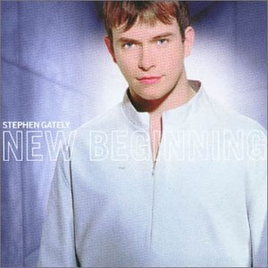 Stephen Gately New Beginning cover art