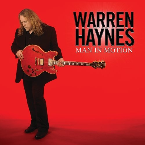 Warren Haynes Hattiesburg Hustle cover art