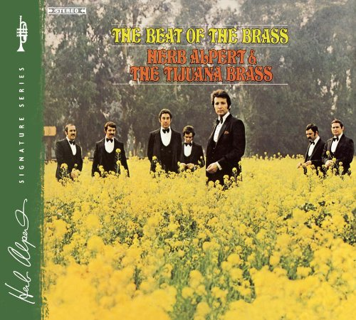 Herb Alpert & The Tijuana Brass Cabaret cover art