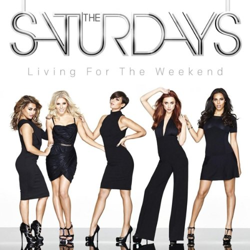 The Saturdays Disco Love cover art