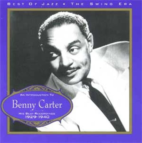 Benny Carter When Lights Are Low cover art