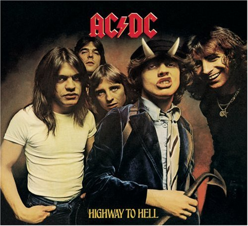AC/DC Love Hungry Man cover art