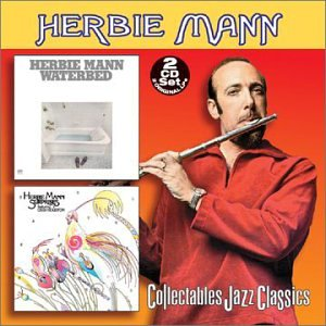 Herbie Mann Comin' Home Baby cover art