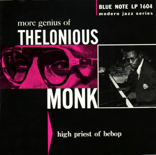 Thelonious Monk Well You Needn't (It's Over Now) cover art