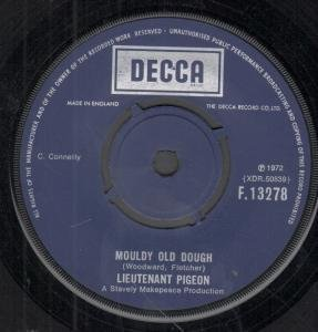 Lieutenant Pigeon Mouldy Old Dough cover art