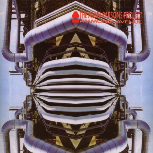 The Alan Parsons Project Ammonia Avenue cover art