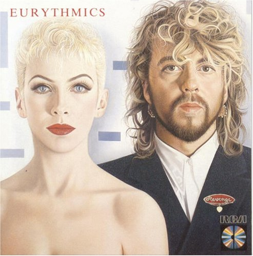 Eurythmics Miracle Of Love cover art