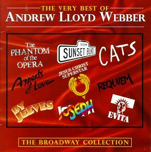 Andrew Lloyd Webber The Perfect Year cover art