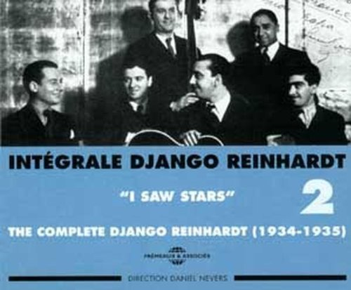 Django Reinhardt After You've Gone cover art