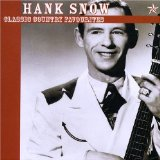 I'm Movin' On sheet music by Hank Snow