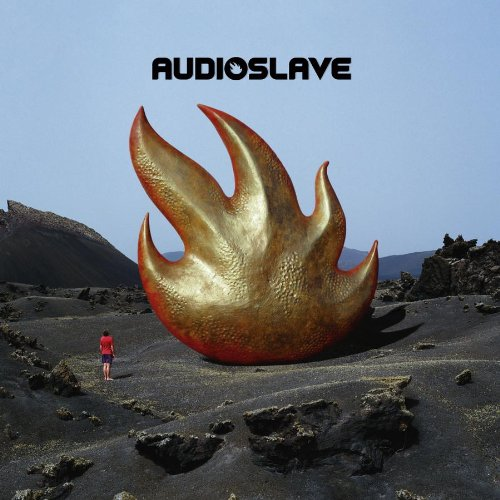 Audioslave Gasoline cover art