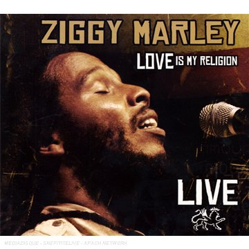 Ziggy Marley Tumblin' Down cover art