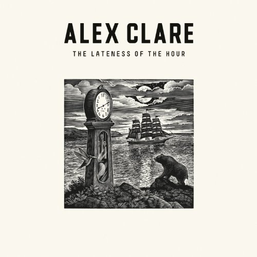 Alex Clare Treading Water cover art