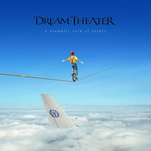 Dream Theater Scene Eight: The Spirit Carries On cover art