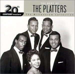 The Platters The Glory Of Love cover art