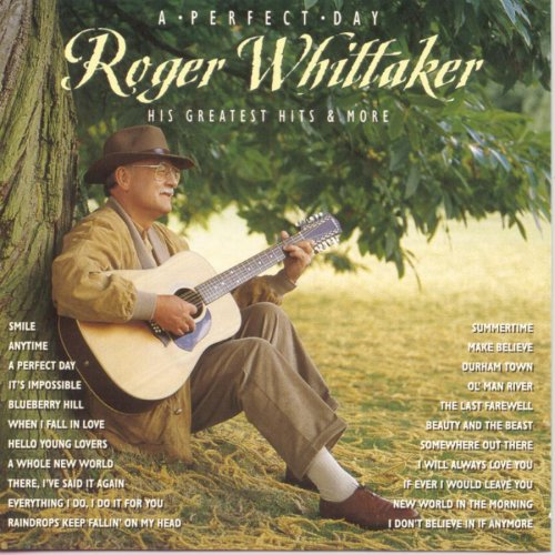 Roger Whittaker The Last Farewell cover art