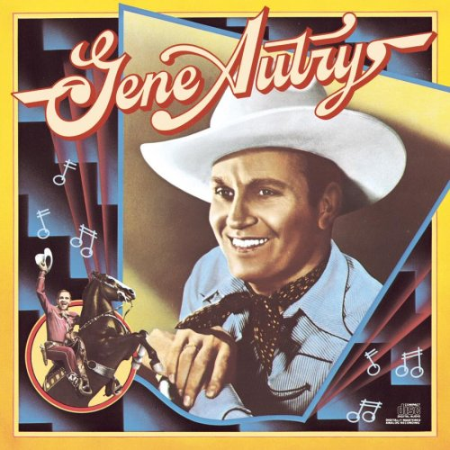 Gene Autry Ridin' Down The Canyon cover art
