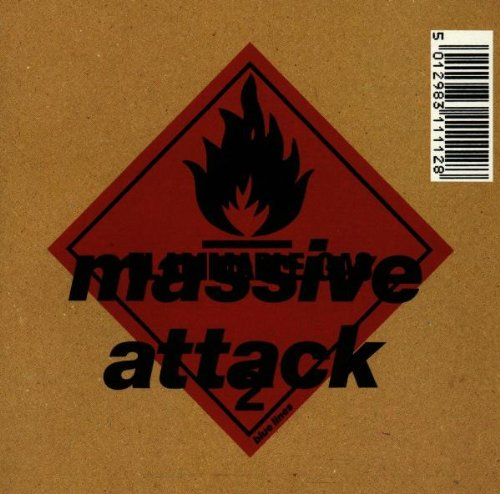 Massive Attack Lately cover art
