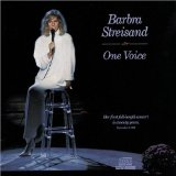 Evergreen sheet music by Barbra Streisand