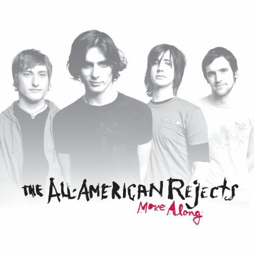 The All-American Rejects It Ends Tonight cover art