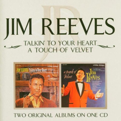 Jim Reeves Welcome To My World cover art