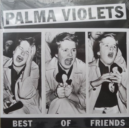 Palma Violets Best Of Friends cover art