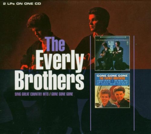 The Everly Brothers Gone, Gone, Gone (Done Moved On) cover art