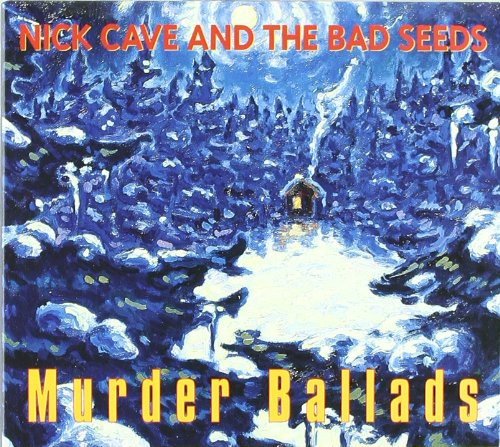 Nick Cave The Curse Of Millhaven cover art