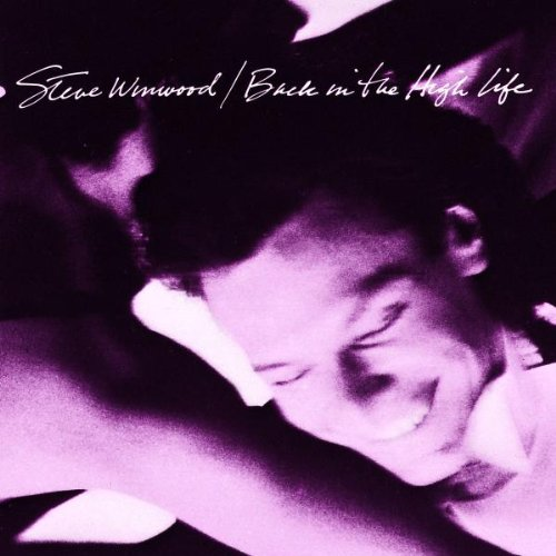 Steve Winwood Higher Love cover art