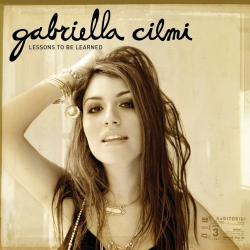 Gabriella Cilmi Sweet About Me cover art