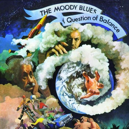 The Moody Blues Question cover art