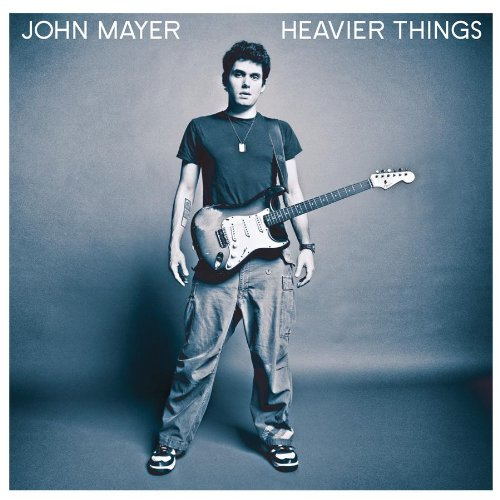 John Mayer Split Screen Sadness cover art