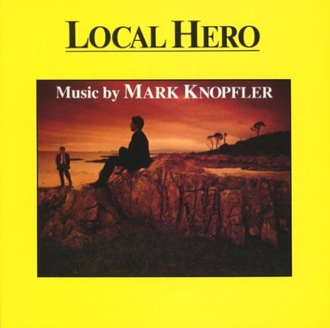 Mark Knopfler Smooching (from Local Hero) cover art