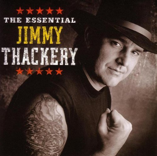 Jimmy Thackery Cool Guitars cover art
