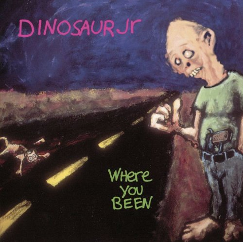 Dinosaur Jr. Out There cover art