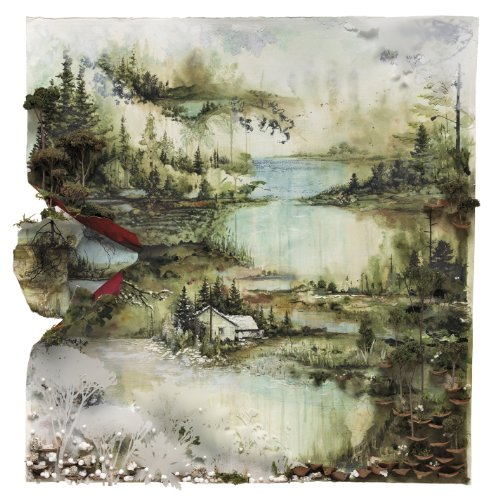 Bon Iver Wash. cover art
